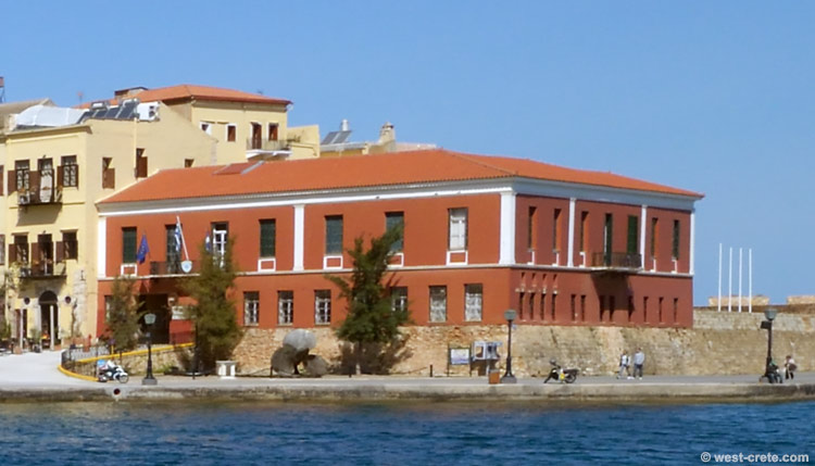 The Nautical Museum of Crete