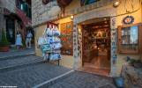 Shops in Chania's old town